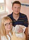JAN VOMOČIL. Narodil se 7. září Lence a Janovi z Litomyšle. Měřil 49 centimetrů a vážil 2,95 kilogramu.