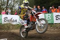 Na rozdíl od řady soupeřů se jezdcům Orionu Michkovi a Bartošovi  vyhýbaly v Pacově problémy s pády i s technikou.