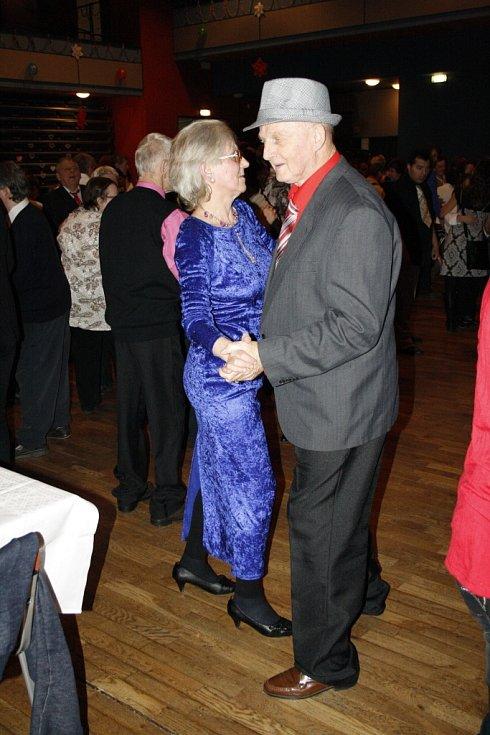Valentýnský ples ve Fabrice.