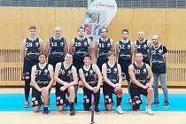 Litomyšlští basketbalisté se po letech vrátili na sportovní scénu.