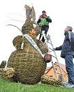 Biskupické strakáč je největší zajíc v zemi. Má skoro tři metry