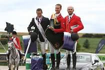 Kallisto a Jiří Skřivan získali na republikovém mistrovství bronz