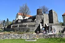 Na návštěvníky se těší také hrad Svojanov u Poličky, kde připravili okruh, který vyhovuje současným opatřením.