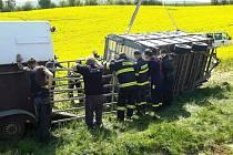 Nehoda u Moravské Třebové