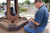 Radní ve městě na Poličsku chtějí letos pokračovat v restaurování litinových křížů z 19. století.