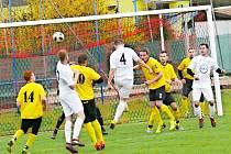 Cerekvice vs. Městečko Trnávka (2:0).