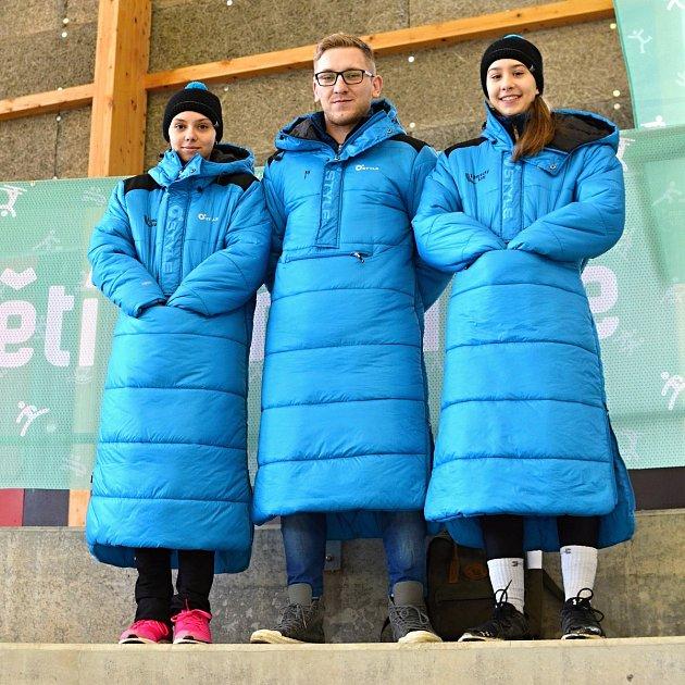 OLYMPIÁDA DĚTÍ A MLÁDEŽE je minulostí. Nejúspěšnějšími sportovci zimních her se stali zástupci Libereckého kraje. Ti zaujali nejen svými výkony, ale také oblečením.