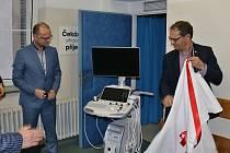 Nemocnice v Moravské Třebové získala moderní ultrazvuk.