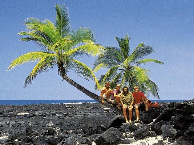 Fotografie Leoše Šimánka z Havaje