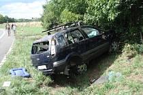 Nehoda si vyžádala sedm zraněných