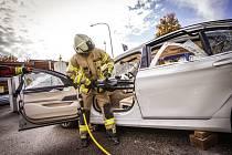 Profesionální hasiči ze Svitav se zúčastnili od 17. do 20. října v německém Mosbachu akce Rescue Days 2019.