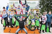 Po závodu v Horním Městě panovala největší spokojenost v litomyšlském týmu.