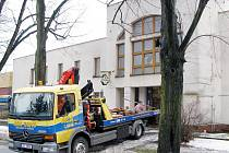 Rekonstrukce penzionu Sport ve Svitavách.