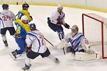 Hokejisté Skutče nebyli favoritům z Litomyšle odevzdanými soupeři a dokázali několikrát slušně prověřit Tomáše Kalouska v brance domácích, ale nakonec tahali podle očekávání za kratší konec.