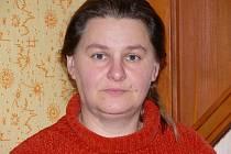 Jana Samková z Banína.