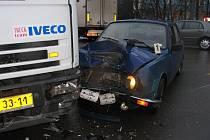 Objížďka končí a s ní nehody u hotelu Dalibor.