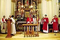 Arcibiskup sloužil mši za Anděla z Dachau