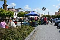 Svitavské náměstí.
