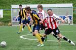 První porážku v sezoně si odvezli hráči Pomezí ze Svitav.