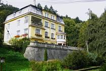 Löw-Beerova vila v Půlpecnu