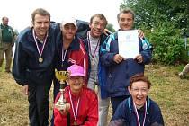 Úspěšní rybáři ze Svitav porazili závodníky ze sociálních zařízení Pardubického kraje