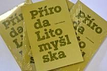 Nová kniha Příroda Litomyšlska od Lubora Urbánka.