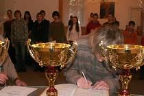 Sportovec roku města Svitav 2009.