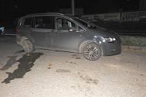 Policie hledá svědky nehody z Litomyšle.