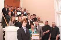 Soutěž  Zlatý erb  2012 zná od pátku své vítěze.