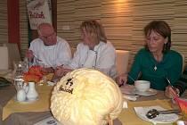 Soutěž o nejlepší dýňovou polévku Svitavská dýňovka 2014.