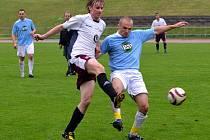 Derby v Litomyšli se hrálo od podlahy, však to byl jeden z klíčových zápasů.