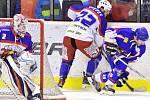 HC Kohouti Česká Třebová vs. HC Slovan Moravská Třebová 3:4 (konečný stav série: 2:3).
