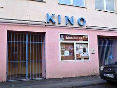 Kino Astra. Ilustrační foto