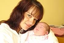 JOLANKA TRUHLÁŘOVÁ. Přišla na svět v litomyšlské porodnici 8. srpna ve 12.52 hodin. Vážila 4,1 kilogramu a měřila 53 centimetrů. S rodiči Lenkou a Milanem a tříletou sestřičkou Terezkou bydlí v Příluce.