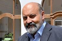 Tomáš Halík, český katolický kněz,  jezdí do Litomyšle pravidelně.