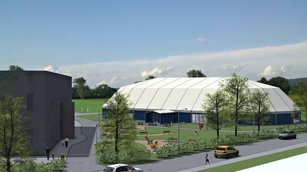 Tak by mělo nové sportoviště ve Svitavách vypadat.
