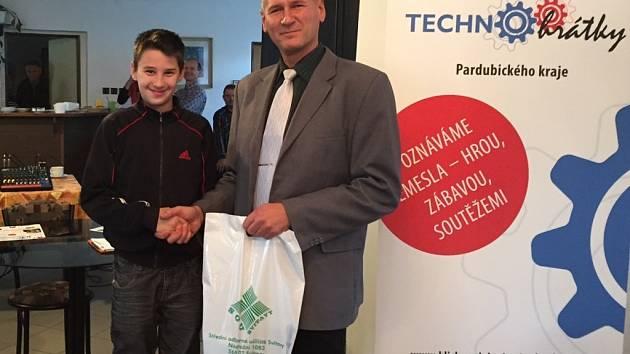 Technohrátky tentokrát hostilo svitavské Střední odborné učiliště, zájem ze škol je obrovsk