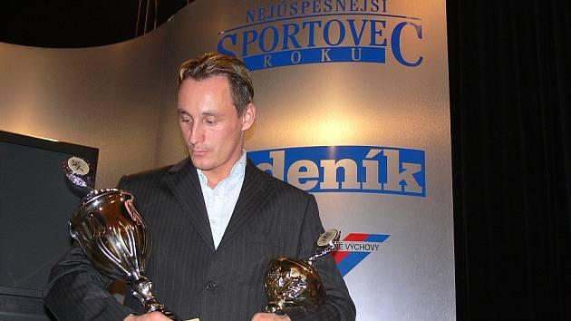 Vítěz ankety za rok 2008.