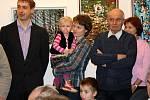 Výstava amatérských výtvarníků ze svitavského okresu. Přehlídka 2011.