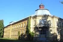 Objekt bývalé dětské nemocnice v Moravské Třebové