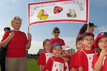 Sportovní hry mateřských škol se uskutečnily v Pardubicích.