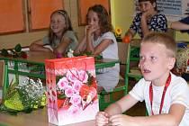 Žáci ze Základní školy Sokolovská ve Svitavách