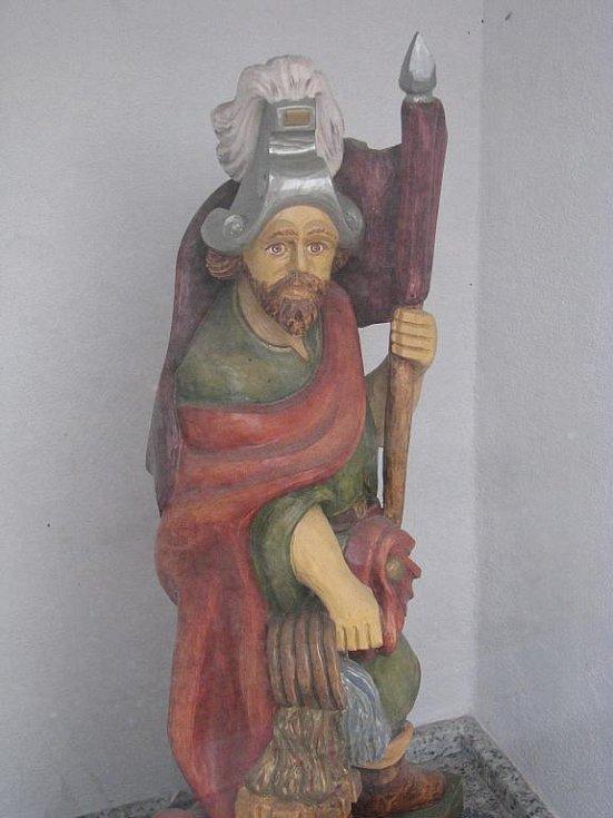 Svatý Florián.