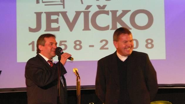 Městský ples v Jevíčku.