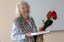 HANA TRUNCOVÁ je obětí komunistického režimu. O svém životě vyprávěla studentům svitavské zdravky.