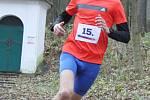 Běh 17. listopadu v Poličce.