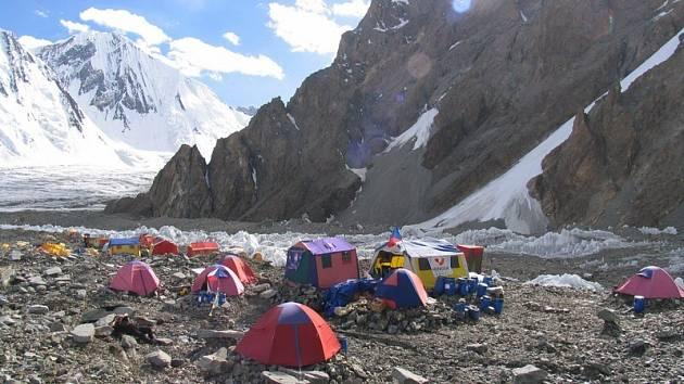 Základní tábor K2