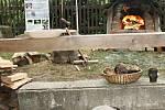 Spolek archaických nadšenců pořádal Den pravěkých řemesel v Sebranicích