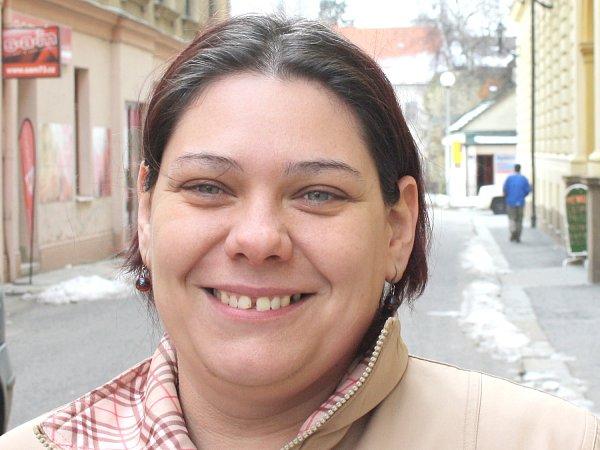 Lenka Popilková.