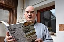 Klaus Müller, jeden z autorů knihy Litomyšlský venkov na starých pohlednicích.